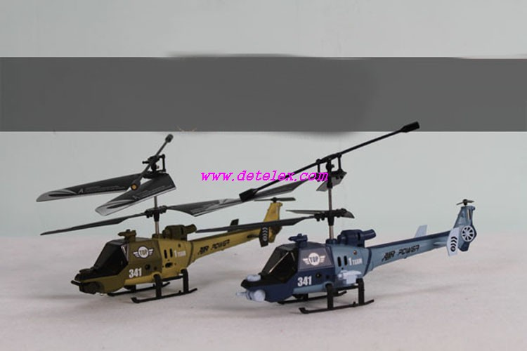 Jxd 341 Blue Thunder 3 5 Channel Rc Helicopter 29 Free
